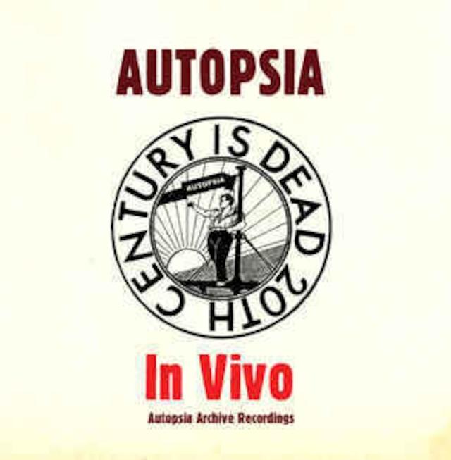 Autopsia – In Vivo(CD)
