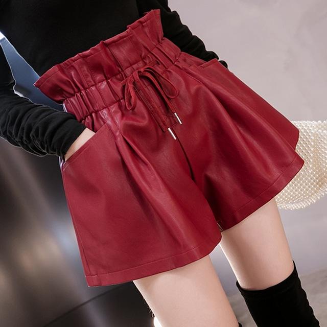 【ボトムス】ファッションハイウエストデニムパンツ52846165