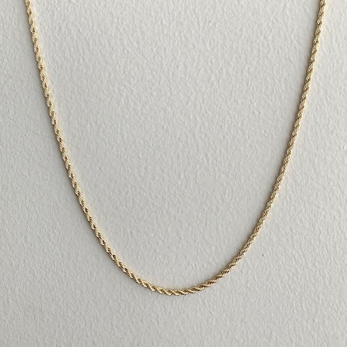 【GF1-129】20inch gold filled chain necklace