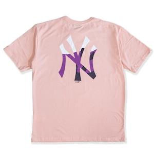 New Era MLB New York Yankees camo t-shirt