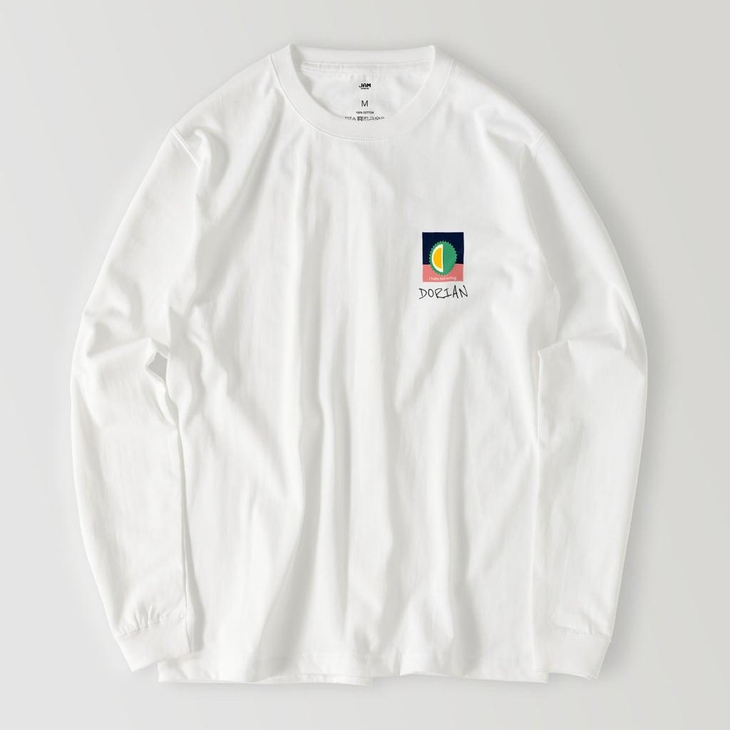 DORIAN SCALE LONG T (WHITE)