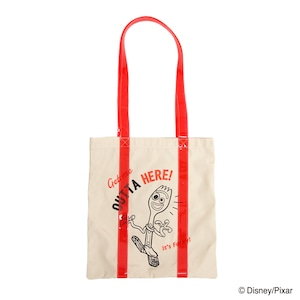 TOY STORY4  Carnival Totebag / YY-P001 WH