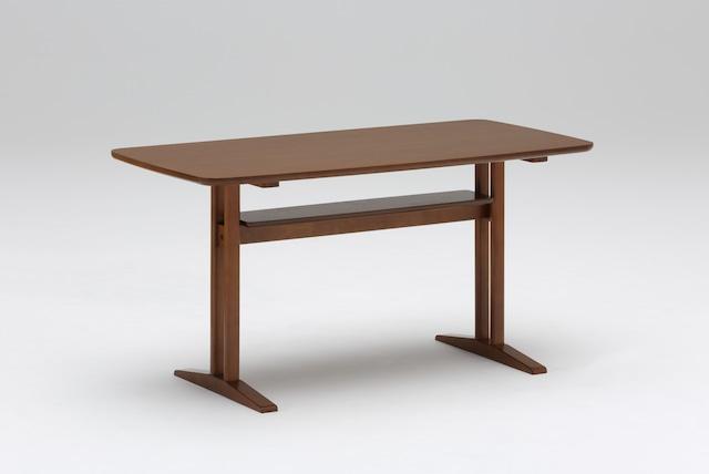 【カリモク60】カフェテーブル1200 オーク突板