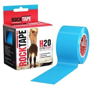 ロックテープH2O(耐水性PRO)ブルー / ROCKTAPE  H2O  Blue