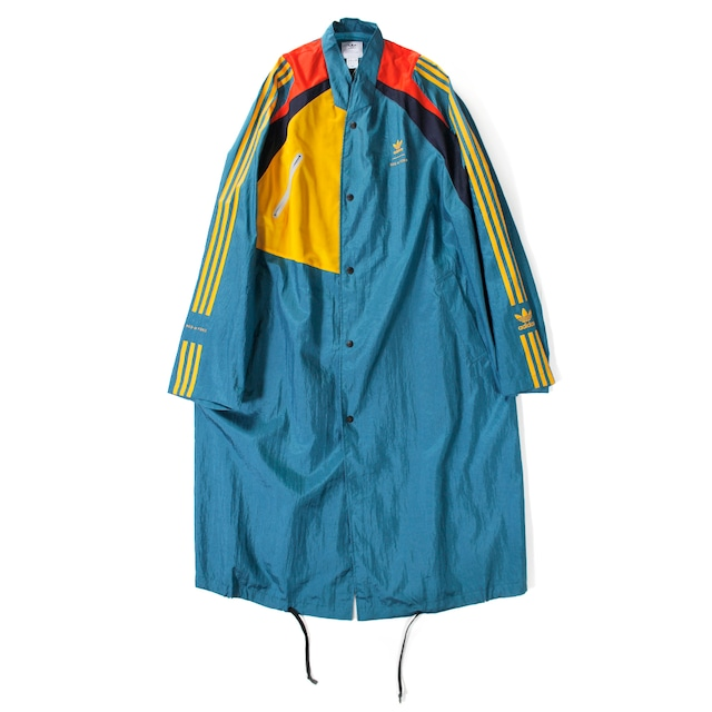 ADIDAS ORIGINALS BY BED J.W. FORD Oversize Nylon Coat
