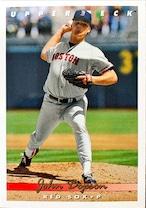 MLBカード 93UPPERDECK John Dopson #409 RED SOX