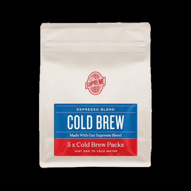 COLD BREW 水出しコーヒーパック5パック
