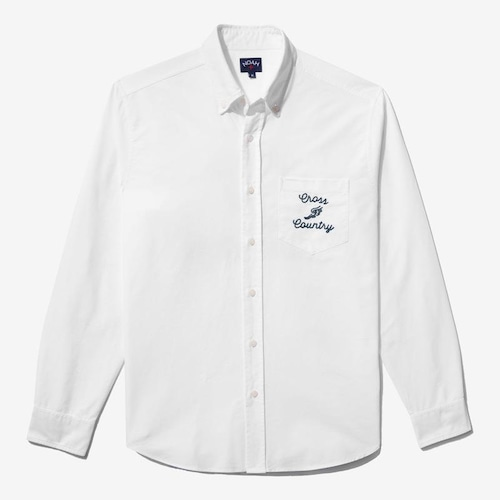 Cross Country Oxford Shirt(White)