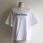 is-ness music【 mens 】technique tee