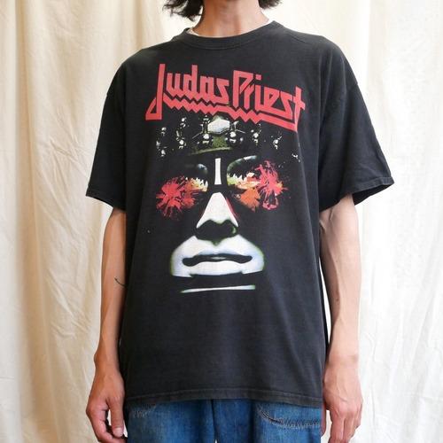 "【USED】""Judas Priest""  両面プリント バンドT 半袖"