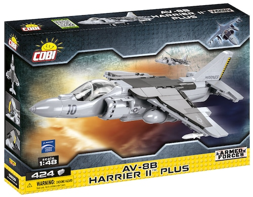 COBI #5809 AV-8B ハリアー II プラス