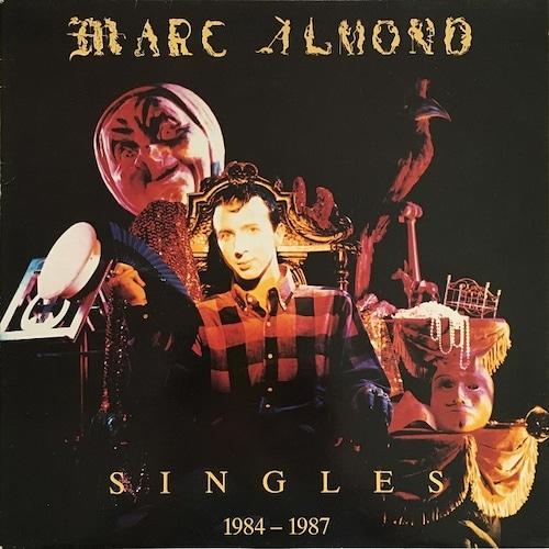 【LP・英盤】Marc Almond / Singles 1984-1987