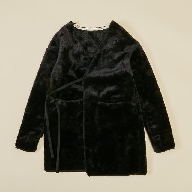 MOUN TEN. 110-140 boa cardigan [21W-MT66-1043a] MOUNTEN.