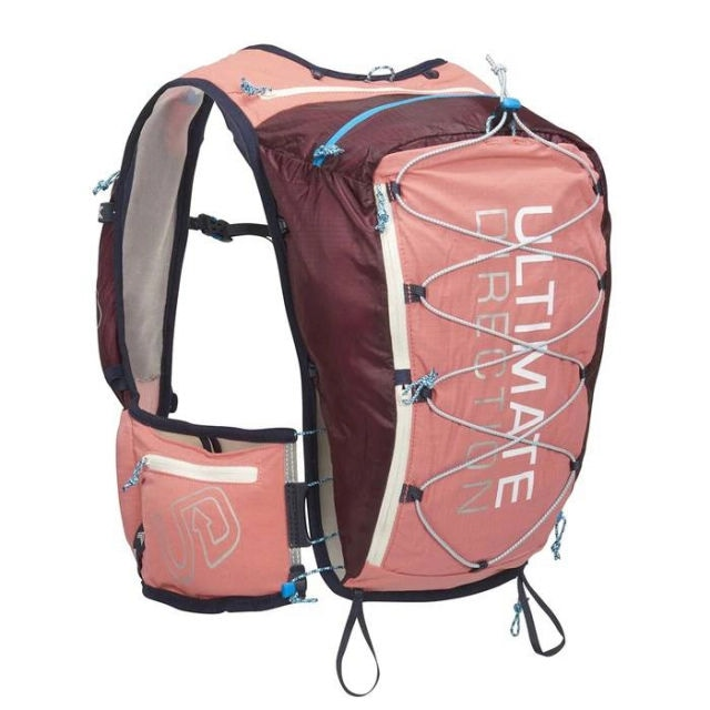 【Ultimate Direction】 Womens Adventure Vest (Coral) (コーラル)