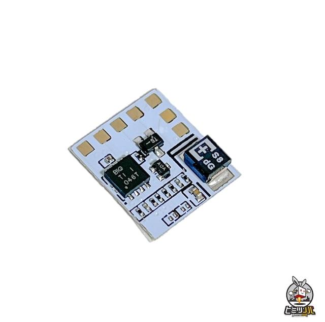 GB / GBP / GBC / GBA / GBASP用 Clean Amp V1.1(スピーカー別売り)