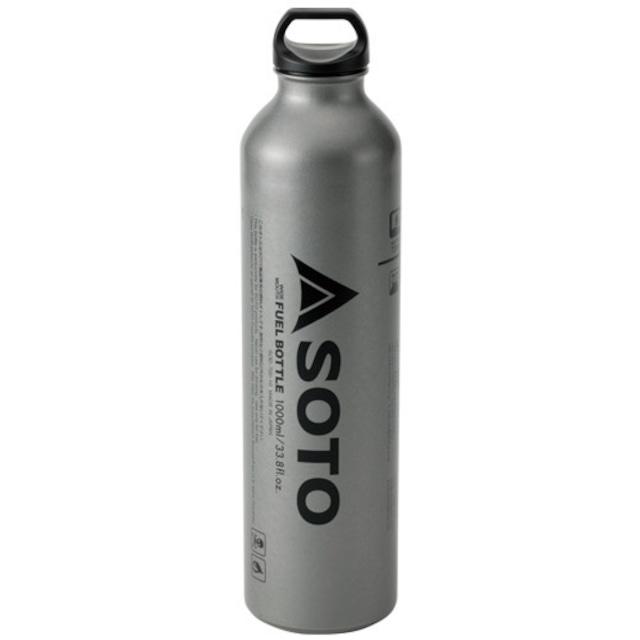 SOTO  燃料携行缶 広口フューエルボトル 1000ml