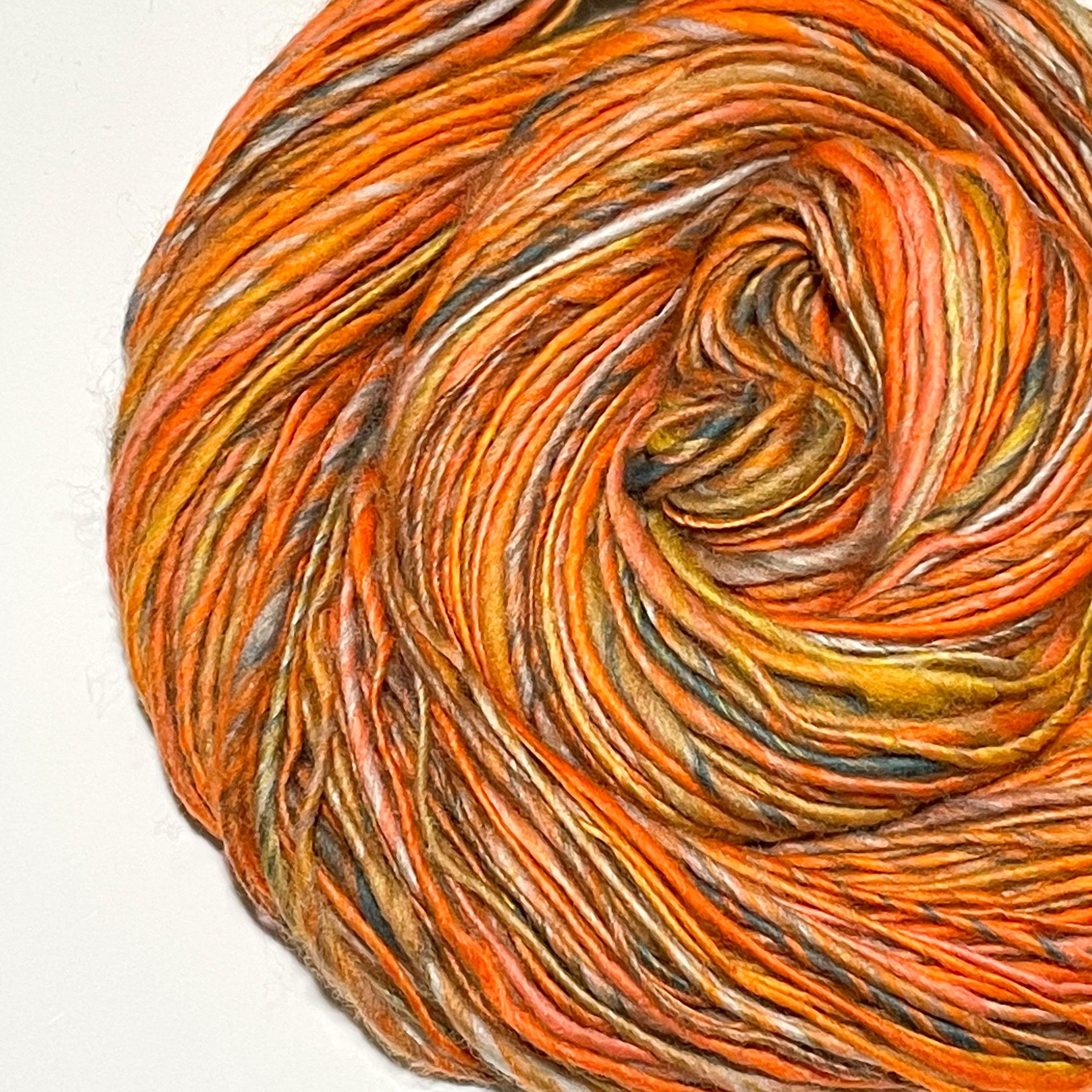 Wind yarn -No.5 / 58g-