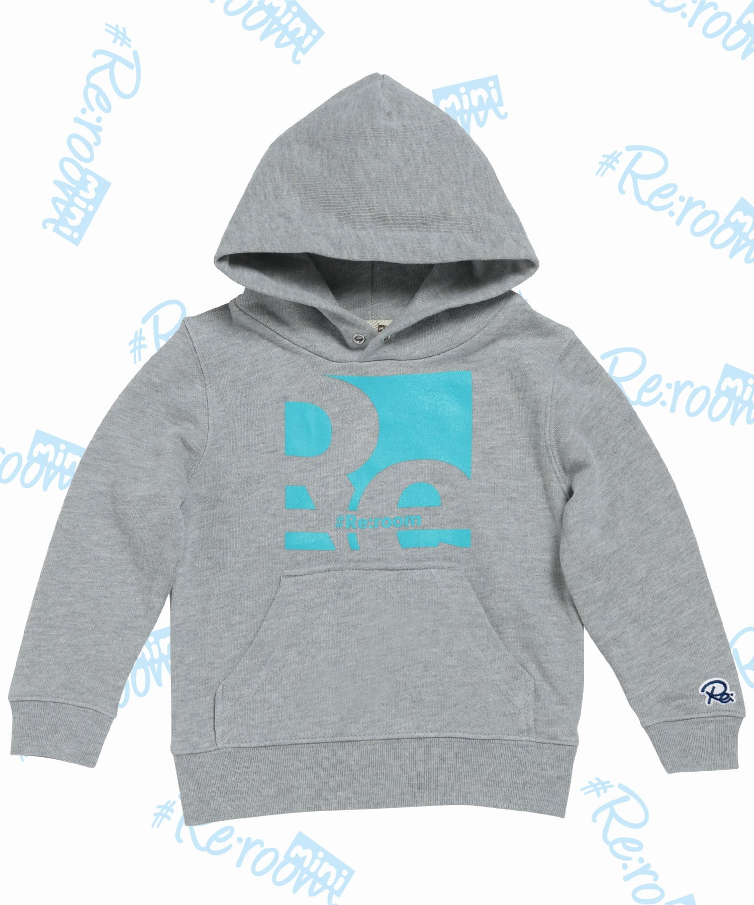 RE BOX ICON SWEAT PARKA[RKC005]