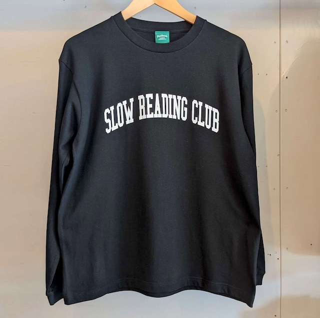 ロングスリーブTシャツ / SRC / Black