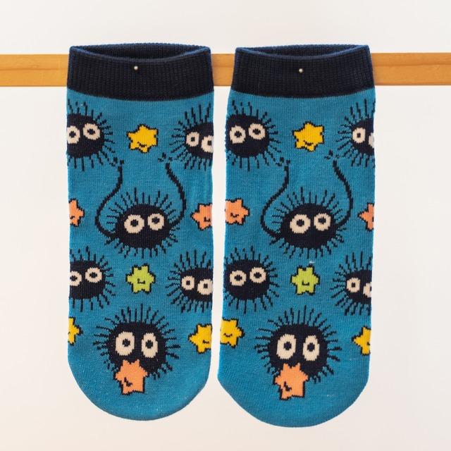 千と千尋の神隠し ソックス・靴下 23〜25cm(7988)