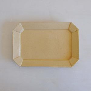 渡辺信史 フレーム皿(012)