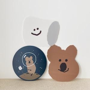 [DINOTAENG] マウスパッド (全3種)