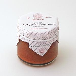 伊予⻄条イタリアントマトソース 愛媛県産 peakfarm