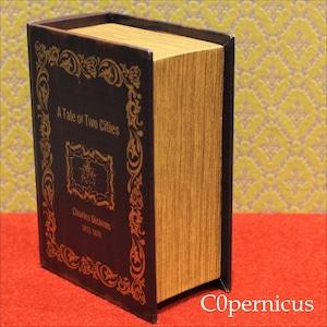 Bookボックス3シークレットボックス/アンティーク雑貨/浜松雑貨屋C0pernicus