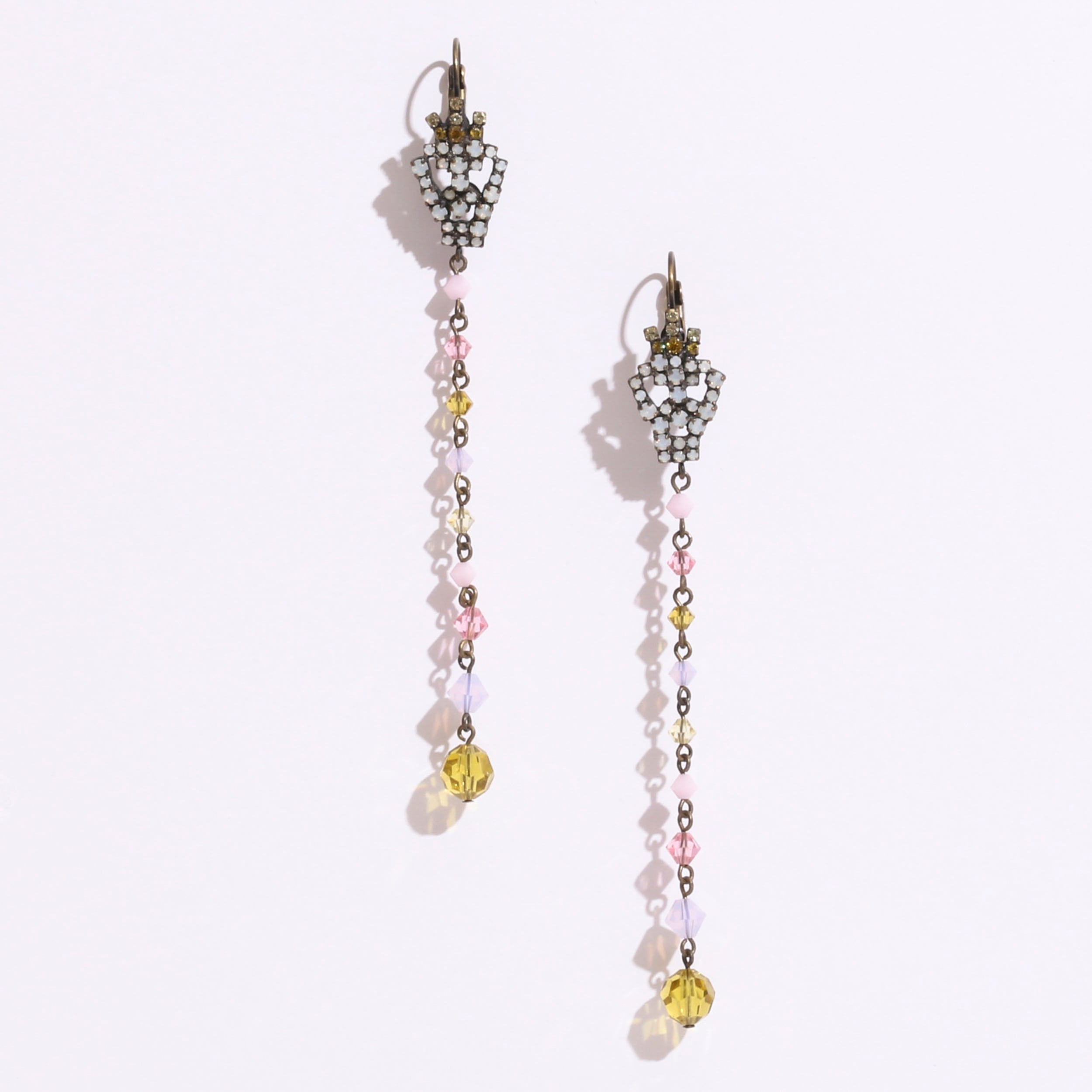 Love you to death meet you in Heaven earring eurowire ピアス
