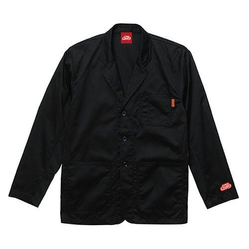 ドライバーズジャケット / ブラック   SINE METU - シネメトゥ