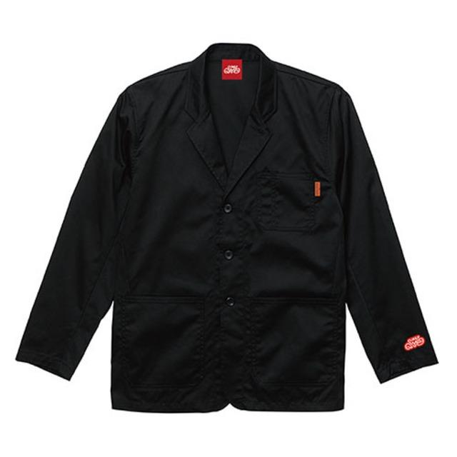 ドライバーズジャケット / ブラック | SINE METU - シネメトゥ