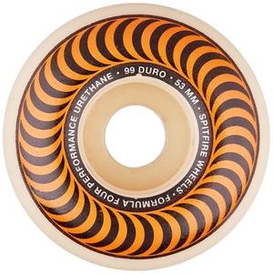 SPITFIRE / F4 CLASSIC / orange / 53mm / 99d