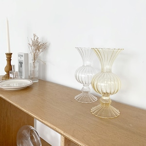 grase vase 3colors / グレース ベース オブジェ 花瓶 韓国 北欧 インテリア 雑貨