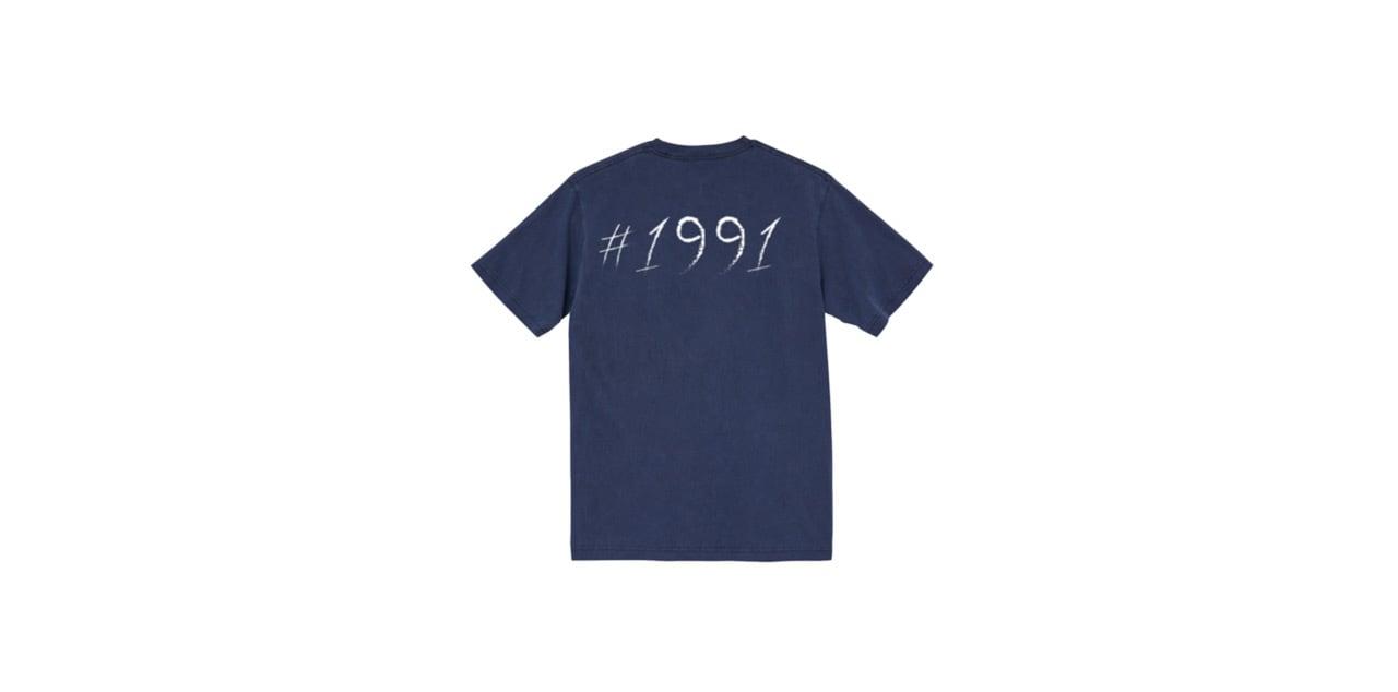 1991 vintage T-shirt (DNM/WH)