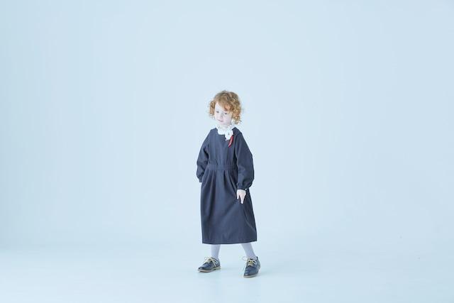 【21SS】eLfinFolk(エルフィンフォルク)ceremony dress (120/130) black ワンピース