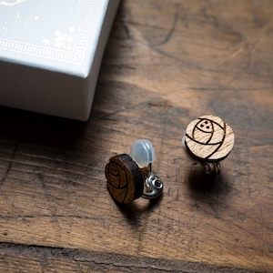 tsubomi / ツボミ(Pierced Earring)