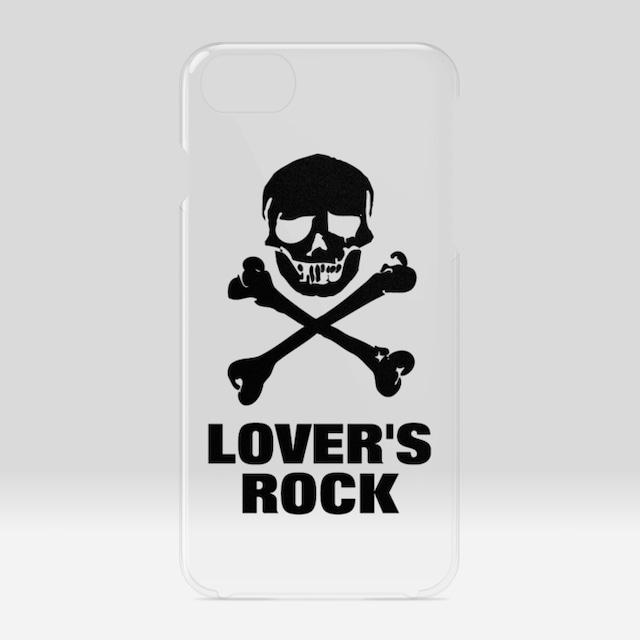 LOVERSROCK cross bone /スーパーラヴァーズ アイホンケース6/7/8/SE2