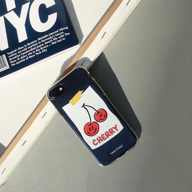 [TWIN ETOILE] iPhoneケース  X/XS