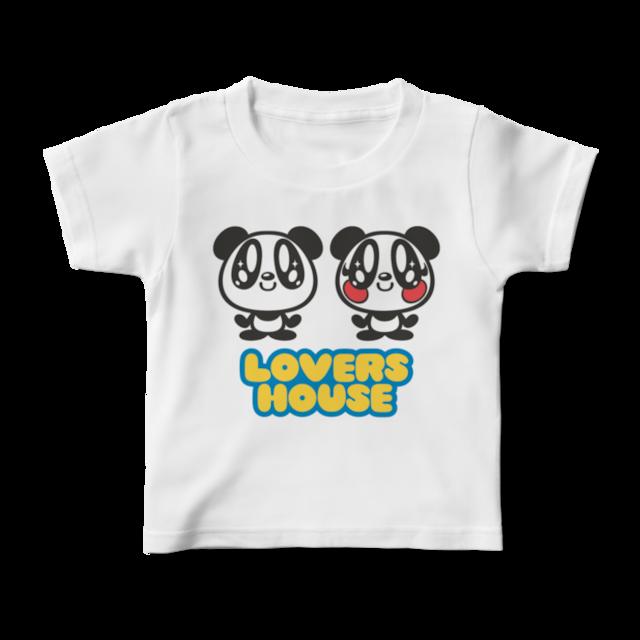 LOVERSHOUSE logo /スーパーラヴァーズキッズTシャツ100