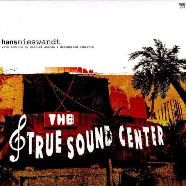 Hans Nieswandt - The True Sound Center (2LP) - メイン画像