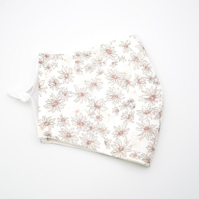 【即納】ペイズリーパッチワーク布製デザインマスク【日本製】