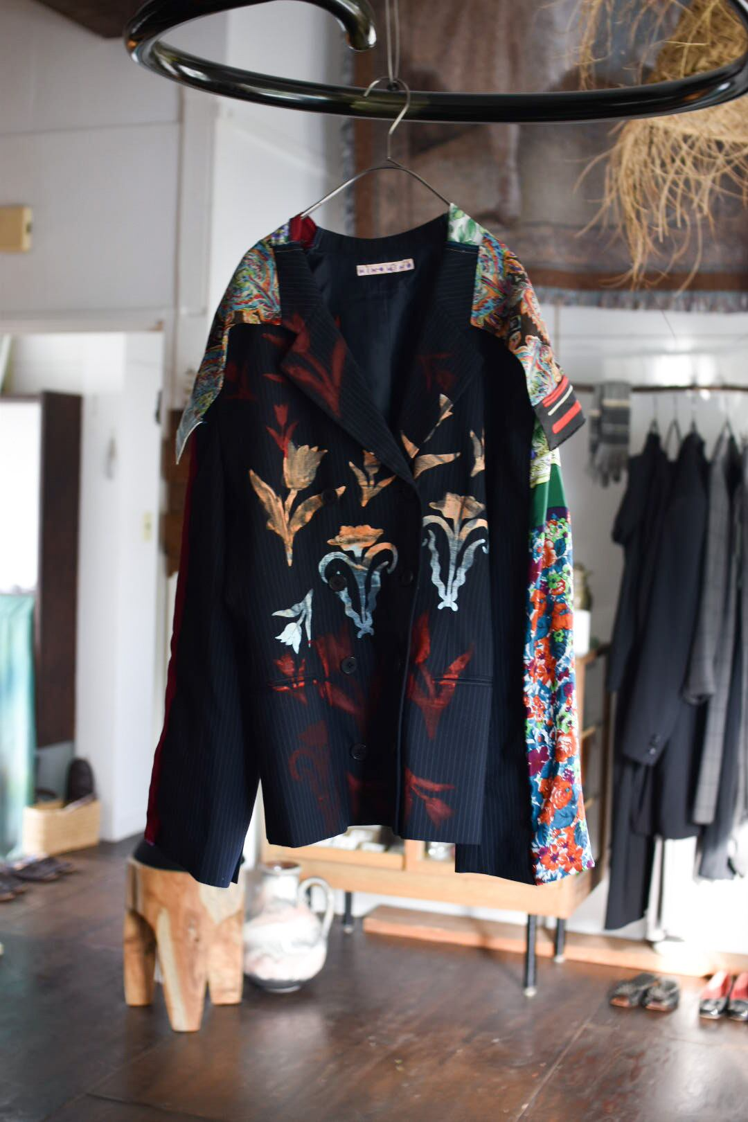 HINOMIHO remake jacket