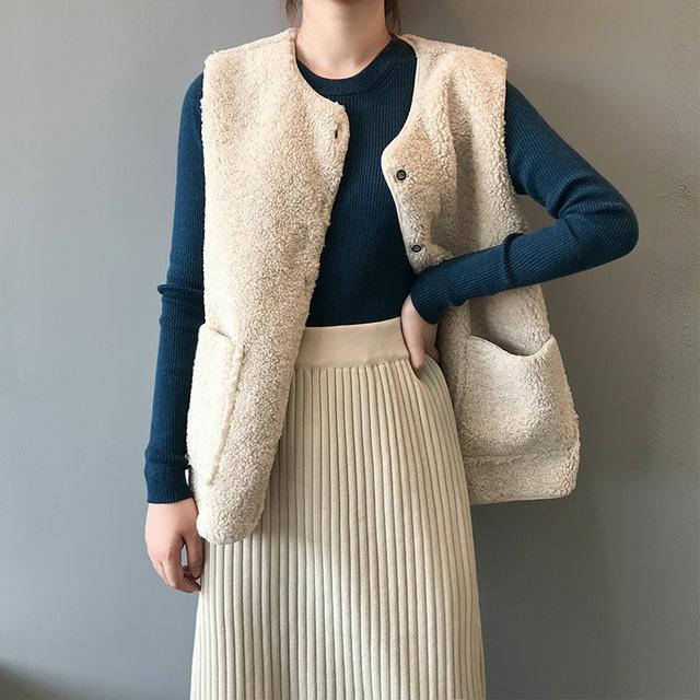Wool jacket 2color KRE228