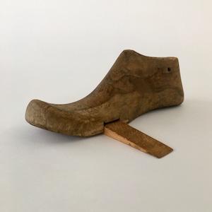 Shoe Last Door Stopper(PUEBCO)|ドアストッパー