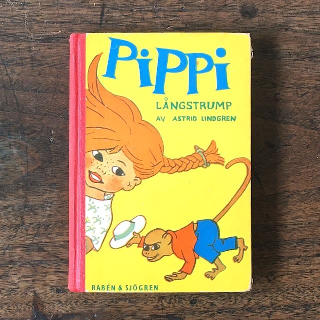 アストリッド・リンドグレーン「PIPPI LÅNGSTRUMP(長くつ下のピッピ)」《1959-01》