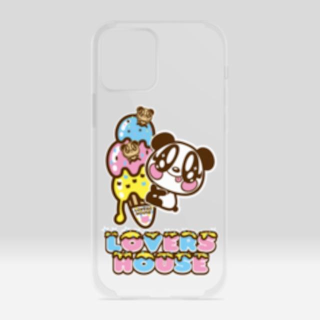 LOVERSHOUSE ice cream and Merry/スーパーラヴァーズアイホンケース12 12Pro