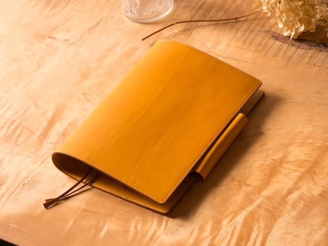 手帳カバー A5サイズ ミネルバリスシオ