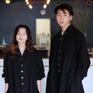 Historical coat [Black]