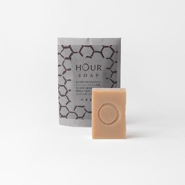 HOUR SOAP ハチミツ