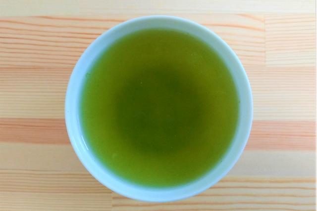 【リーフ】 郷里の華 松印 -冠せ茶-(100g)